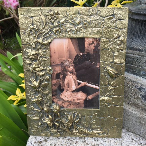 French Art Nouveau Photo Frames - a pair