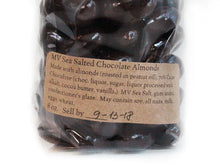 Load image into Gallery viewer, Chocolate Covered MV Sea Salted Almonds