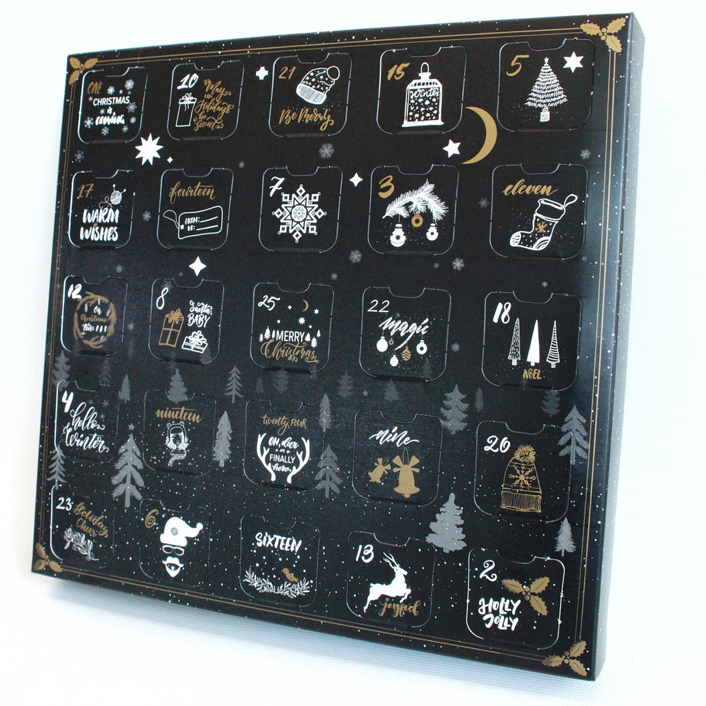 Chocolate Filled Christmas Advent Calendar