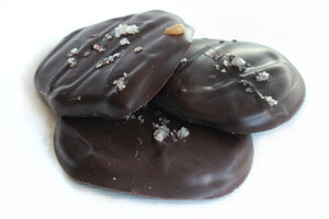 Homemade Sea Salted Caramels