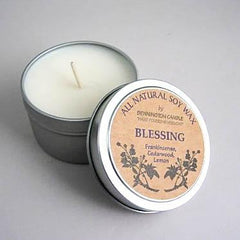 All Natural Soy Wax Candles By Bennington Candle