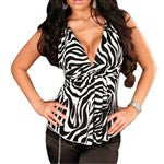 Deep V Neckline Sexy shirt - 1Sam Digital