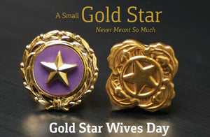 April 5th, 2017 is Gold Star Wives Day - 72nd anniversary