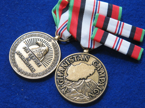 The Afghanistan Campaign Medal, some things you may not know.