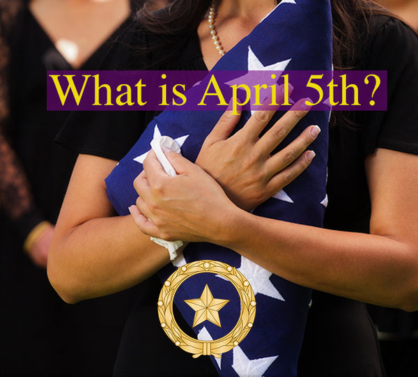 What is April 5th?