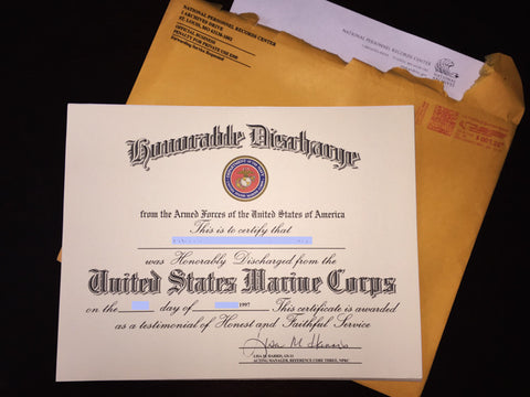 Purple heart award certificate the oldest u s military for Purple heart citation template