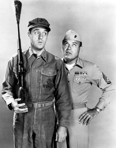 Gomer Pyle via Pocket Square Heroes