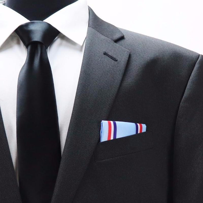 Air Force Good Conduct Medal Pocket Square