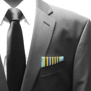 Airman's Medal Pocket Square - US Air Force