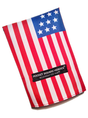 American Flag Gift Veteran Owned Supports Charities