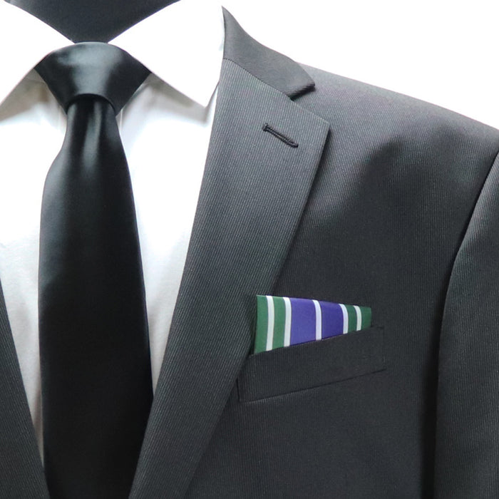 Army Achievement Medal Pocket Square