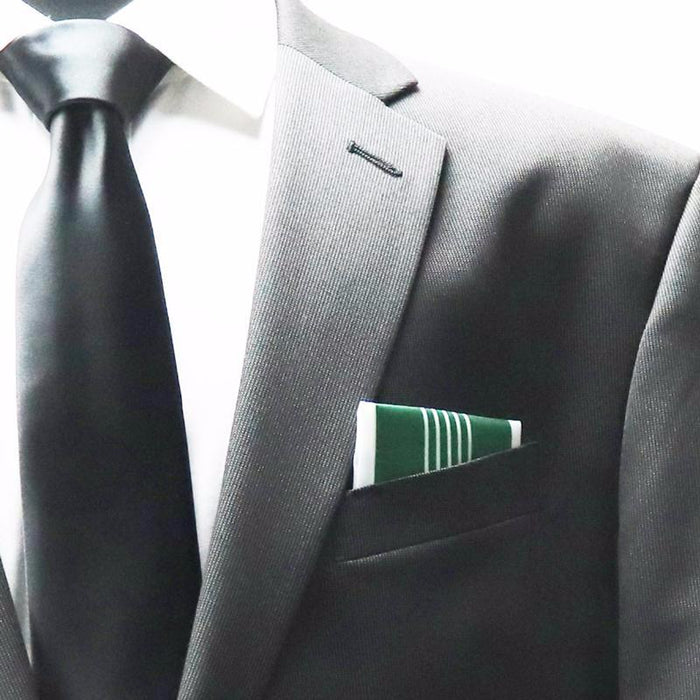 Army Commendation Medal Pocket Square