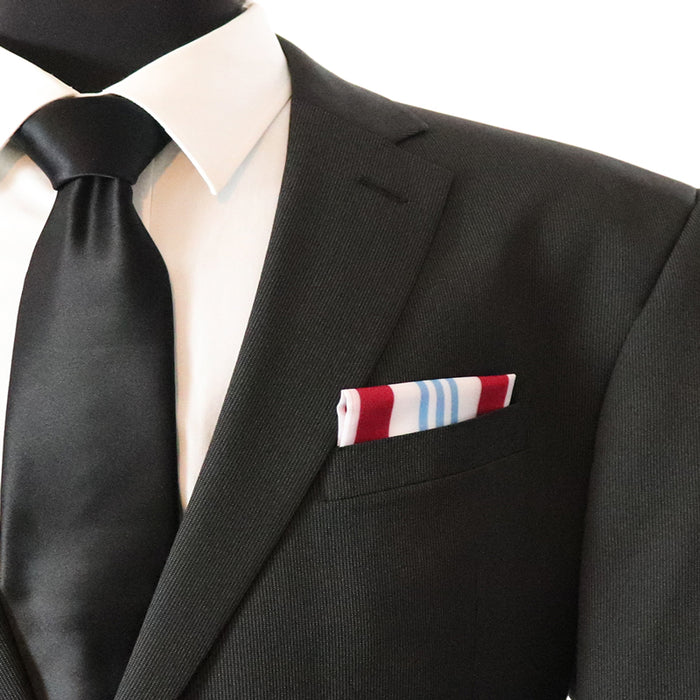 Defense Meritorious Service Medal Pocket Square