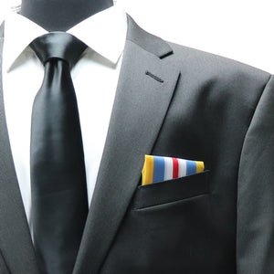 Defense Superior Service Medal Pocket Square, Veteran Gifts
