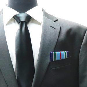 Joint Service Achievement Medal Pocket Square