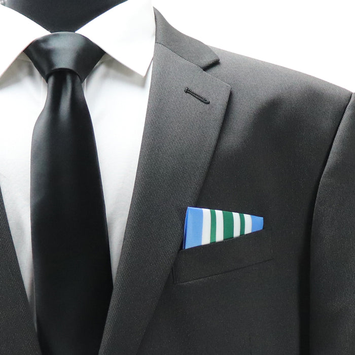 Joint Service Commendation Medal Pocket Square