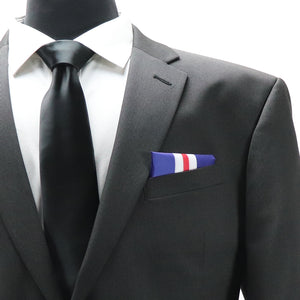 Marine Corps Security Guard Ribbon Pocket Square
