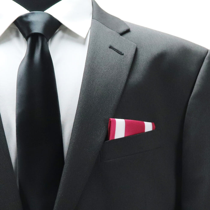 Meritorious Service Medal Pocket Square