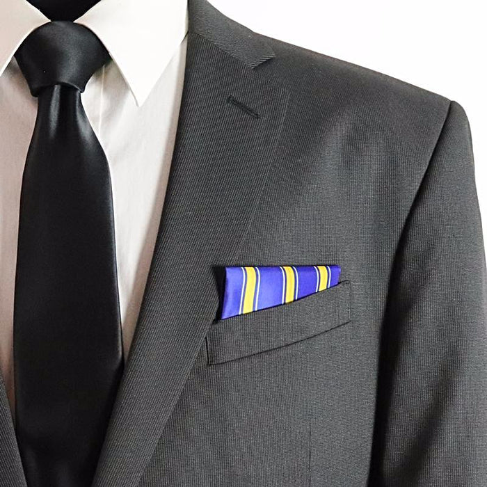 U.S. Navy Colors Pocket Square