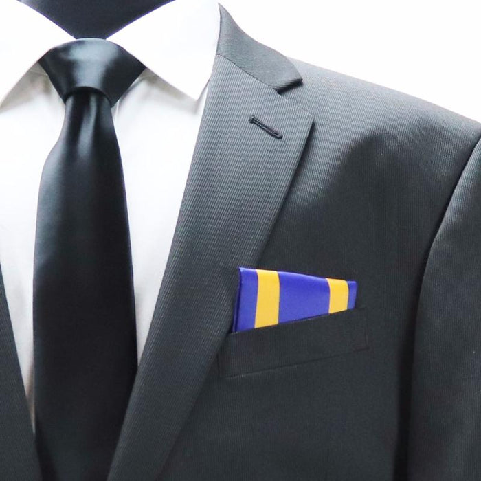 Air Medal Pocket Square
