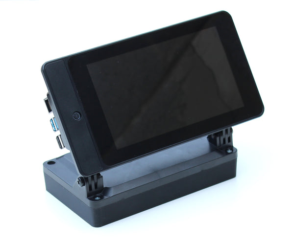 SmartiPi Touch 2 shown with downloadable base CAD file