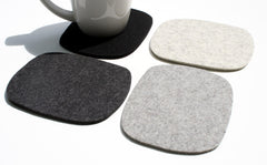 5MM Thick Wool Felt Coasters