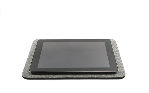 "8.5"" x 10.75"" Tablet Pads in 5mm Thick Virgin Merino Wool Felt"