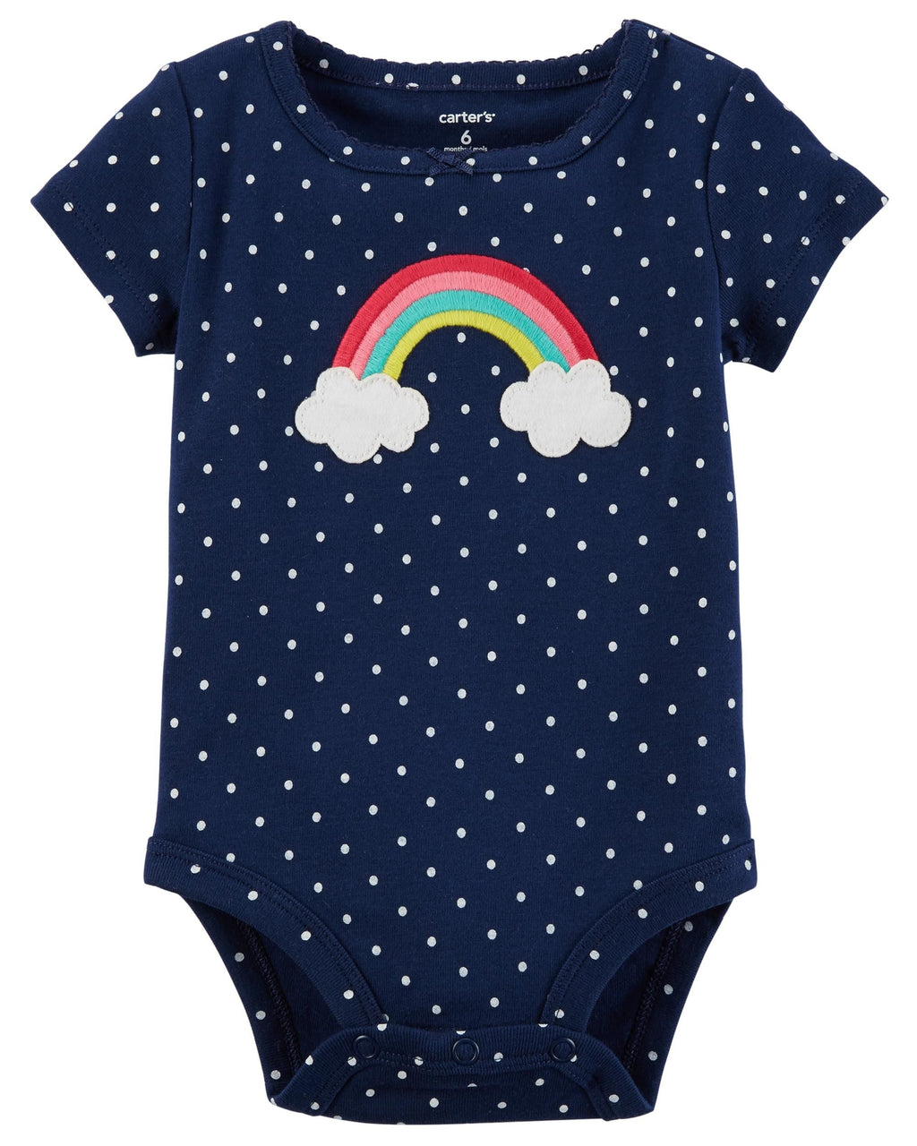 Body CARTERS Rainbow Collectible Bodysuit