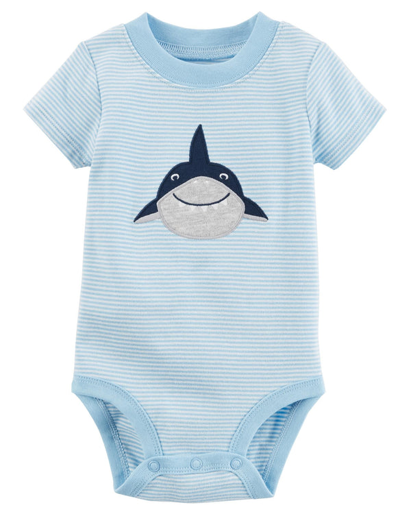 Body CARTERS Shark Collectible Bodysuit