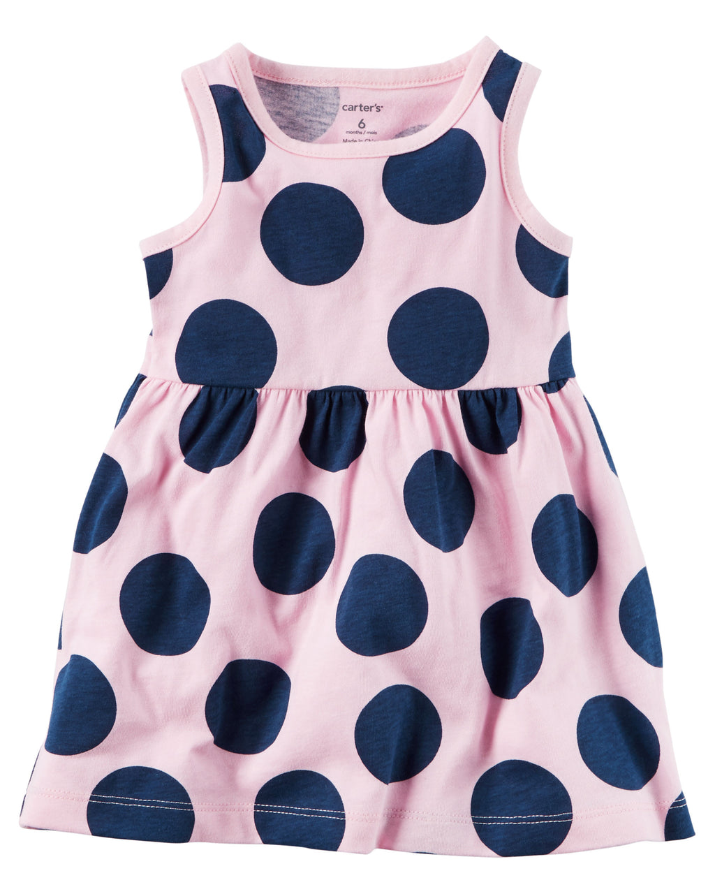 Vestido CARTERS Polka Dot Jersey Dress