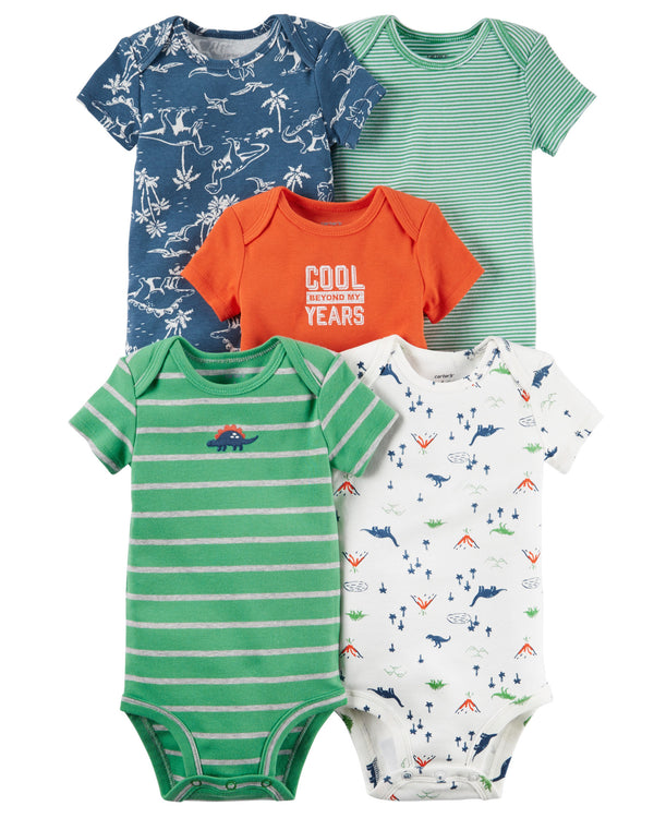 Pack de Bodys CARTERS 5-Pack Original Bodysuits