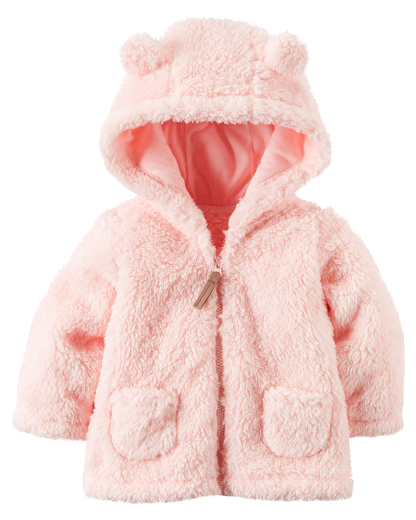 Campera CARTERS Sherpa Hooded Jacket