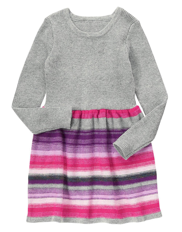 Vestido GYMBOREE Sweater Dress