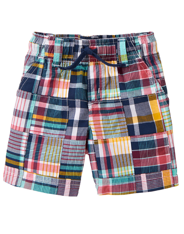 Bermuda GYMBOREE Patchwork Shorts