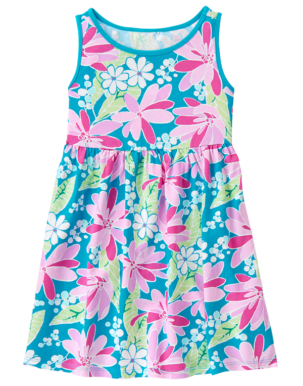 Vestido GYMBOREE Floral Dress