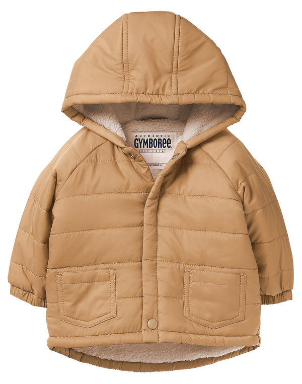 Campera GYMBOREE Sherpa-Lined Coat