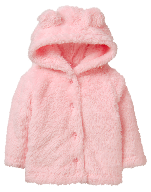 Campera GYMBOREE Fuzzy Cub Jacket