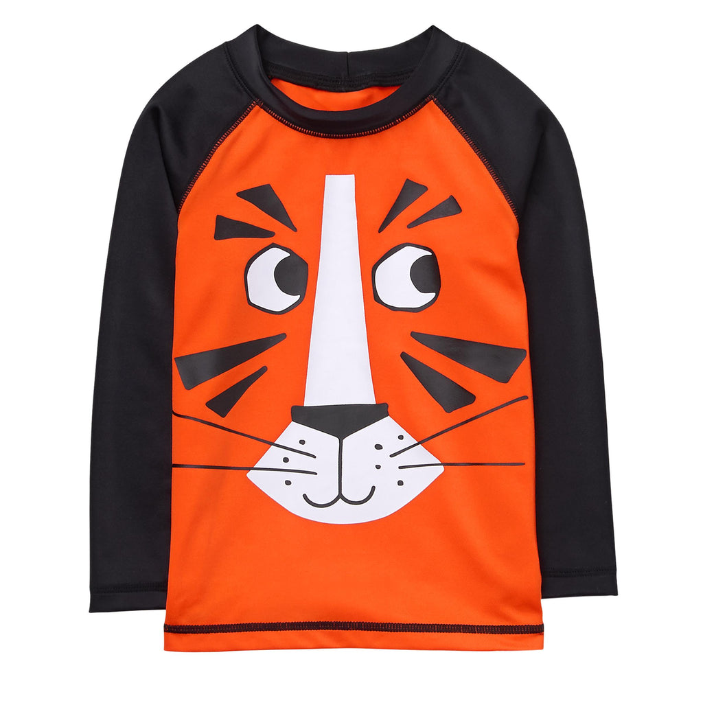 Remera GYMBOREE Tiger Rashguard