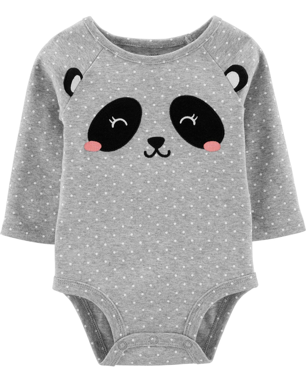 Body CARTERS Panda Collectible Bodysuit