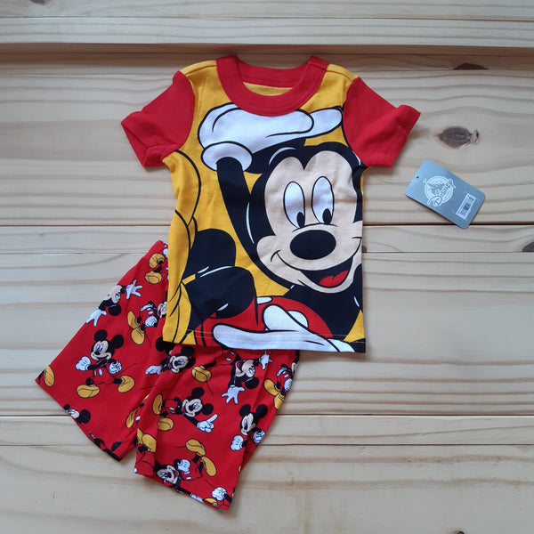 Pijama DISNEY STORE  2-Piece MICKEY Graphic Sleep Set for Toddler