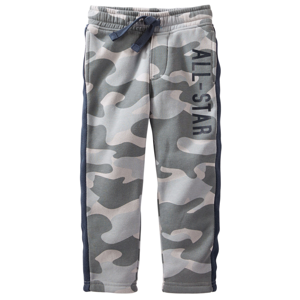 Pantalon frisado OSHKOSH Straight Fit Fleece Pants