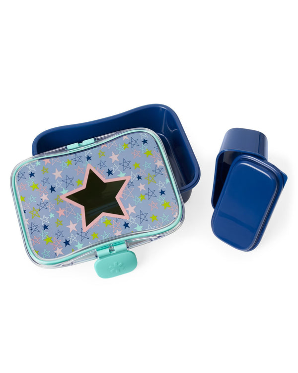 Tupper SKIP HOP Forget Me Not Lunch Kit - Starry Sky
