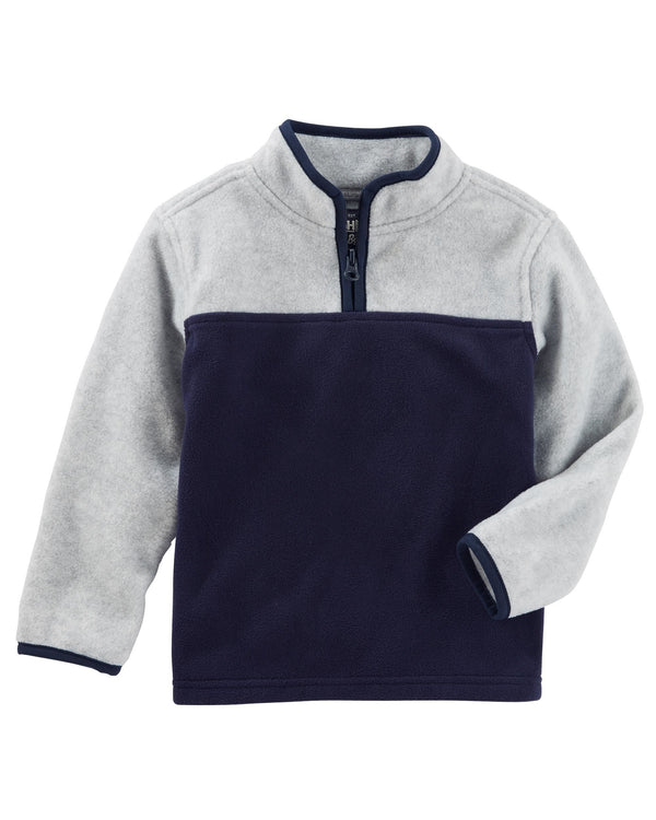 Buzo OSHKOSH Quarter-Zip B'gosh Fleece Cozies