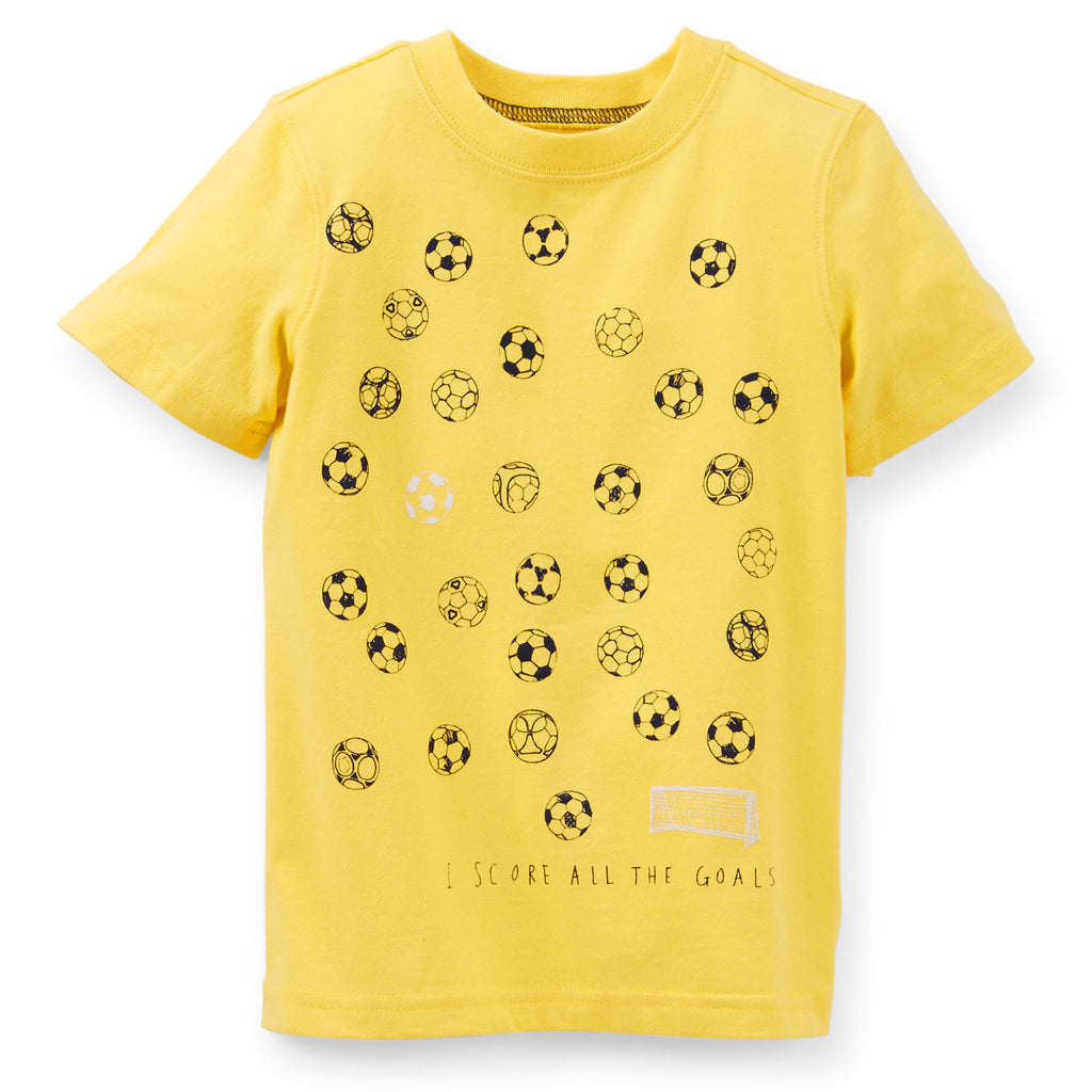 Remera CARTERS Soccer Tee