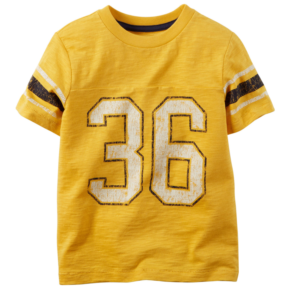 Remera CARTERS Football Tee