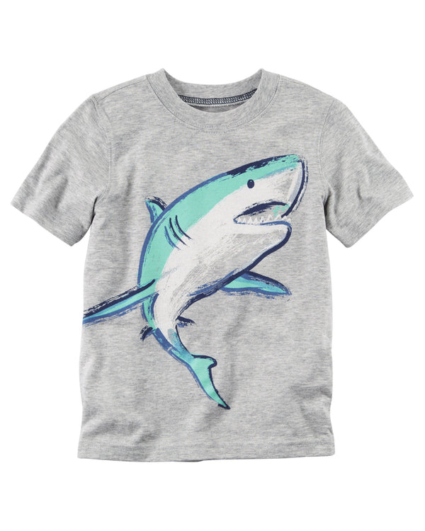 Remera CARTERS Shark Graphic Tee