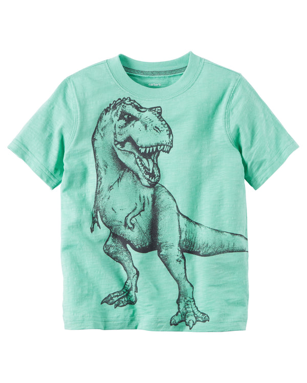 Remera CARTERS Dinosaur Graphic Tee