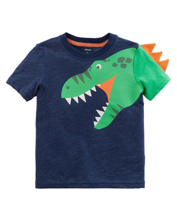 Remera CARTERS Dinosaur Spike Tee