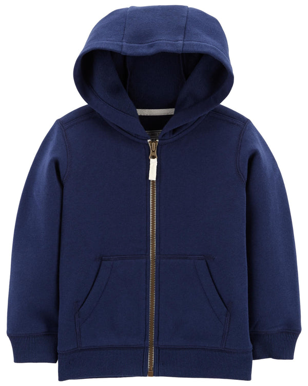 Campera Buzo CARTERS Zip-Up Hoodie