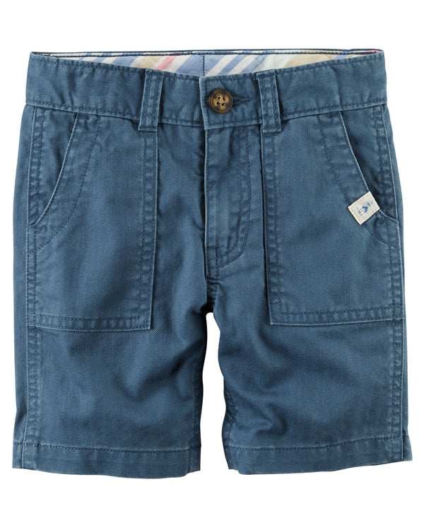 Bermuda CARTERS Herringbone Shorts